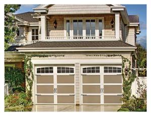 Carriage House Garage Door Installation - Clegg Brothers - Hudson Valley