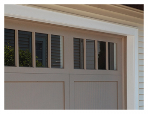 Garage Door Windows - Clegg Brothers - Hudson Valley