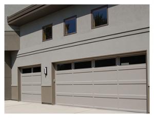 Recessed Panel Garage Door Installation - Clegg Brothers - Hudson Valley