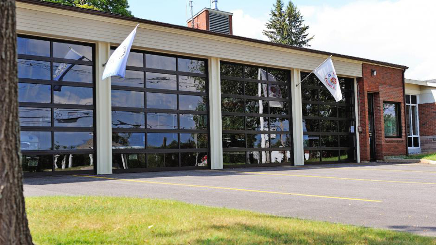 Clegg Bros. - Commercial Garage Doors - Hudson Valley