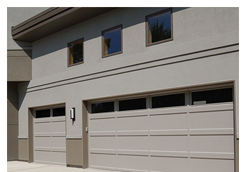 Recessed Panel Garage Door Installation - Clegg Brothers - Hudson Valley