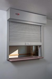 Commercial Garage Door - Counter Shutter Door