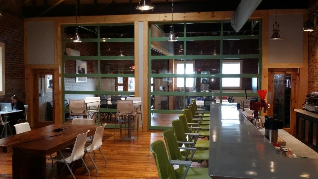Full View Interior Mount Doors