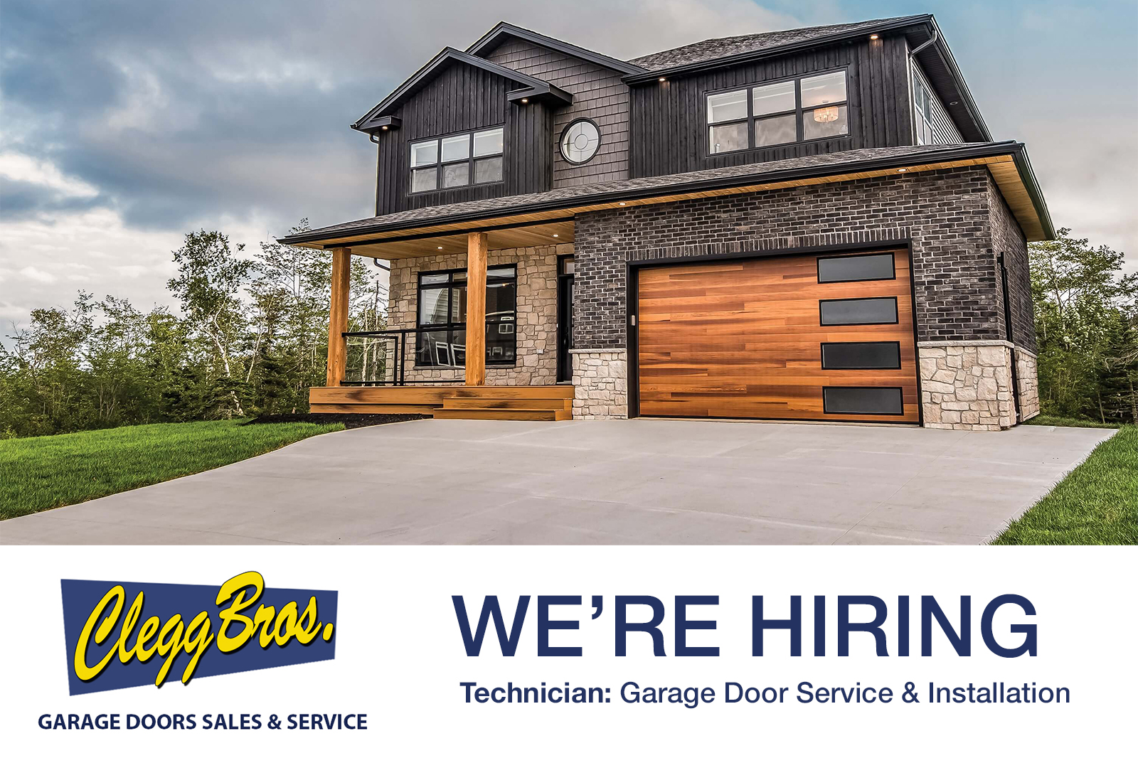 Clegg Brothers - Commercial & Residential Garage Doors - Hudson Valley